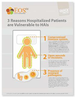 3 Reasons Patients are Vulnerable to HAIs
